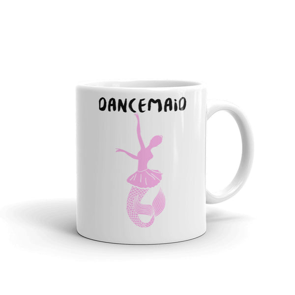 Belle 'DANCEMAID' Coffee Cup