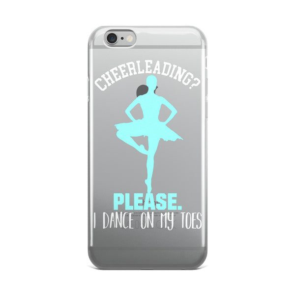 Belle 'CHEERLEADING' iPhone 5/6/6s Plus Case