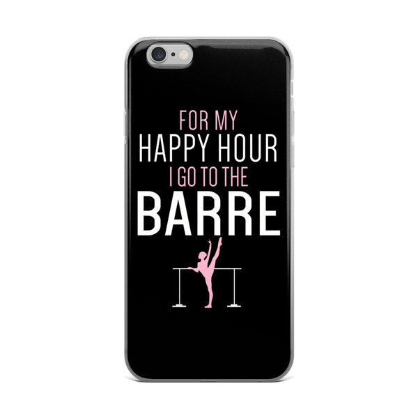 Belle 'HAPPY HOUR' iPhone 5/6/6s Plus Case