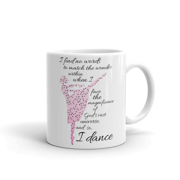 Belle 'NO WORDS' Coffee Cup