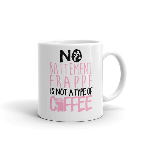 Belle 'BATTEMENT FRAPPÉ' Coffee Cup