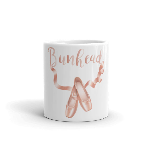Belle 'BUNHEAD' Coffee Cup