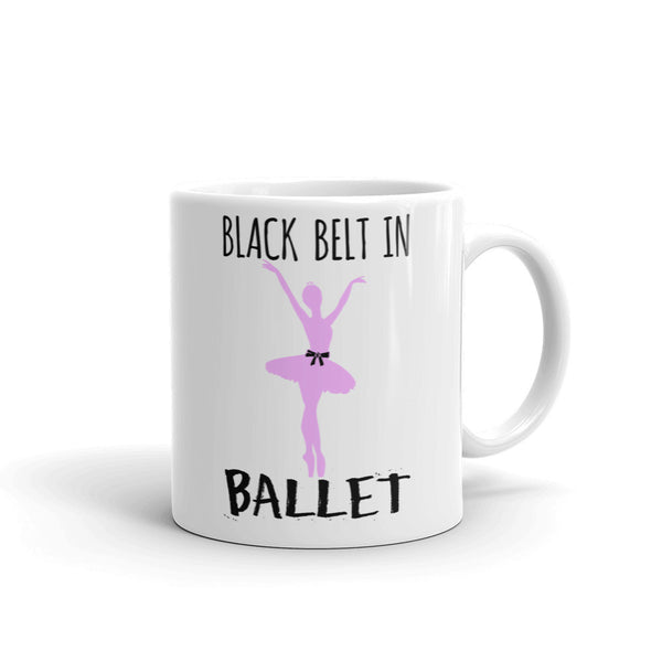 Belle 'BLACK BELT' Coffee Cup