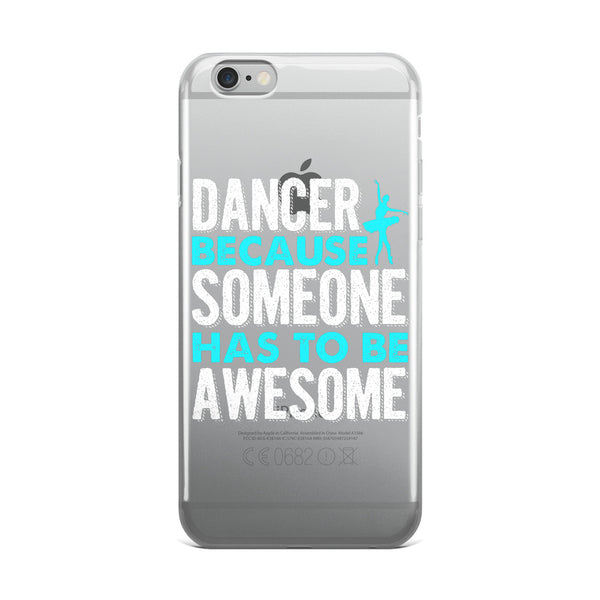 Belle 'AWESOME' iPhone 5/6/6s Plus Case