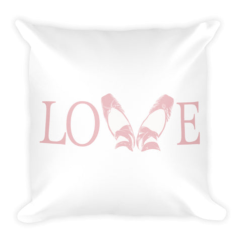 Belle 'LOVE CLASSIC' Accent Pillow