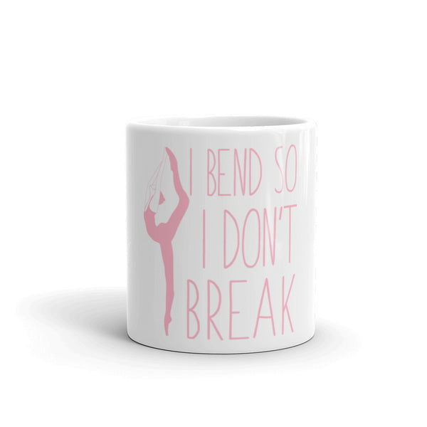 Belle 'I BEND' Coffee Cup