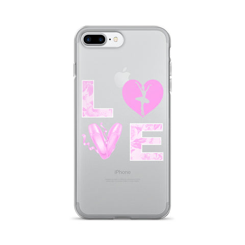 Belle 'LOVE' iPhone 7/7 Plus Case