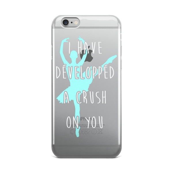 Belle 'DEVELOPPED' iPhone 5/6/6s Plus Case
