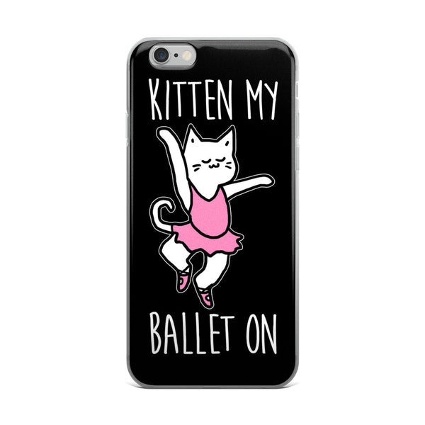 Belle 'KITTEN' iPhone 5/6/6s Plus Case