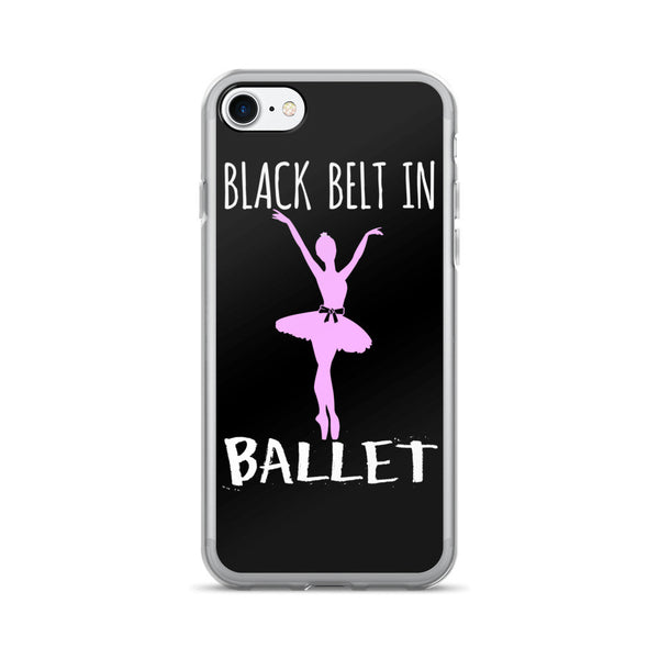 Belle 'BLACK BELT' iPhone 7/7 Plus Case