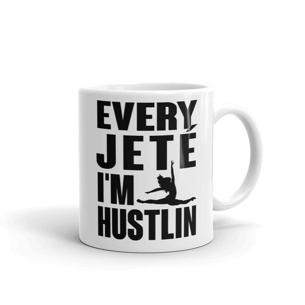 Belle 'I'M HUSTLIN' Coffee Cup