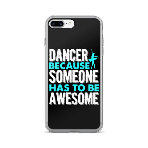 Belle 'AWESOME' iPhone 7/7 Plus Case