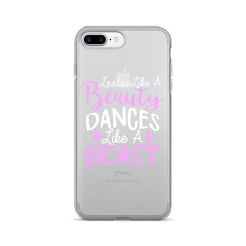 Belle 'LIKE A BEAUTY' iPhone 7/7 Plus Case