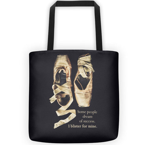 Belle 'SUCCESS QUOTE' All-Over Tote