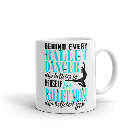 Belle 'BELIEVED FIRST' Coffee Cup