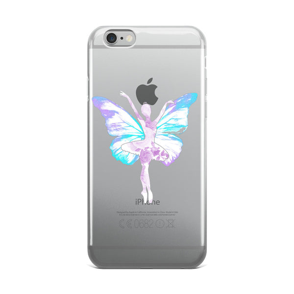 Belle 'BUTTERFLY' iPhone 5/6/6s Plus Case