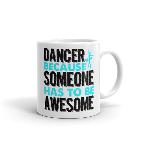 Belle 'AWESOME' Coffee Cup