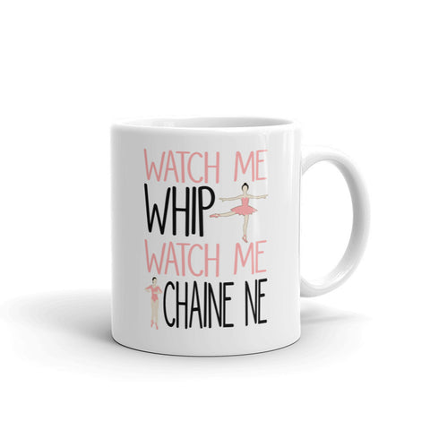 Belle 'WATCH ME WHIP' Coffee Cup