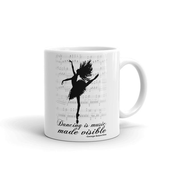 Belle 'MUSIC MADE VISIBLE' Coffee Cup