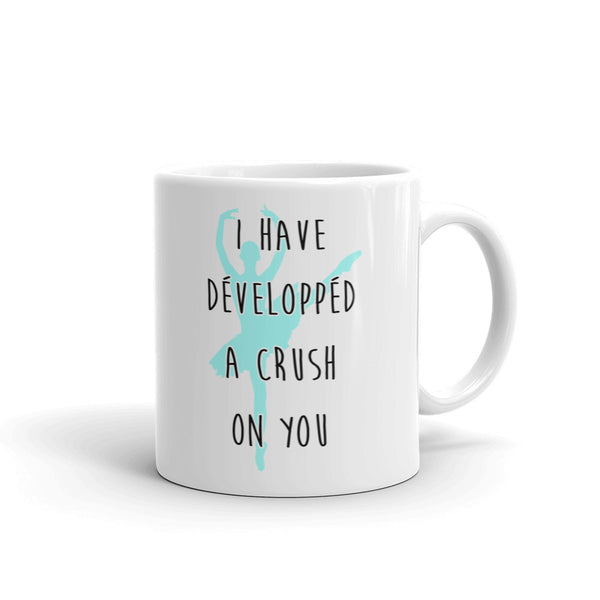 Belle 'DEVELOPPED' Coffee Cup