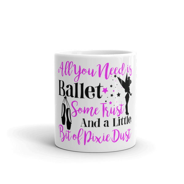 Belle 'PIXIE DUST' Coffee Cup