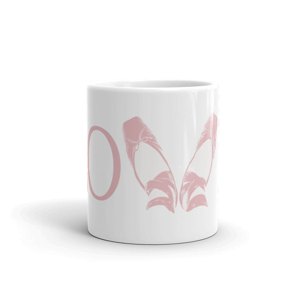 Belle 'LOVE' Coffee Cup