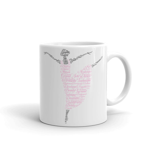 Belle 'WORDS' Coffee Cup
