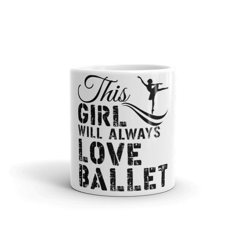 Belle 'THIS GIRL' Coffee Cup