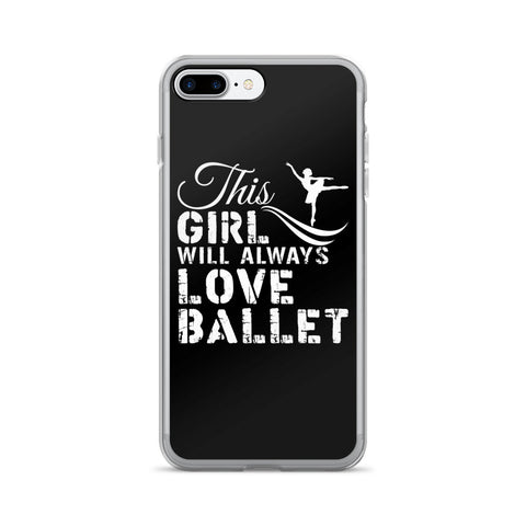 Belle 'THIS GIRL' iPhone 7/7 Plus Case