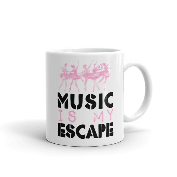 Belle 'MY ESCAPE' Coffee Cup