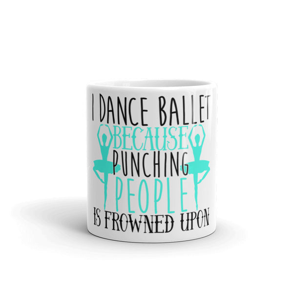Belle 'PUNCHING PEOPLE' Coffee Cup