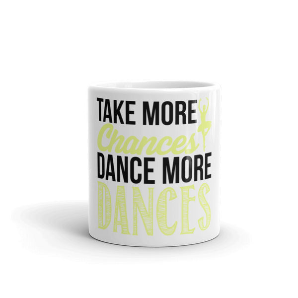 Belle 'DANCE MORE' Coffee Cup