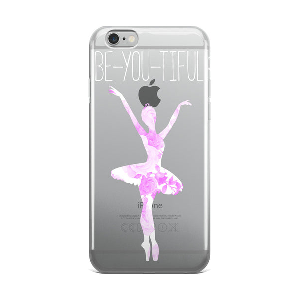Belle 'BE-YOU-TIFUL' iPhone 5/6/6s Plus Case