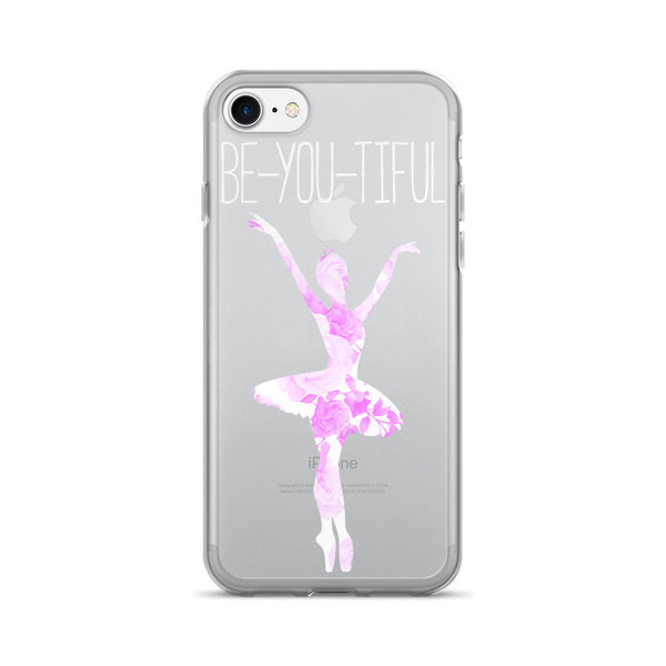 Belle 'BE YOU TIFUL' iPhone 7/7 Plus Case