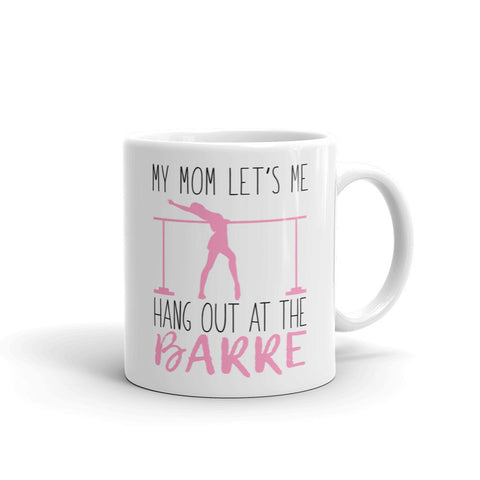 Belle  'AT THE BARRE' Coffee Cup