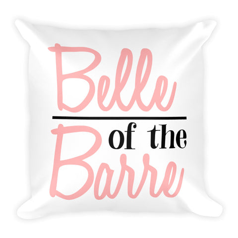 Belle 'BELLE OF THE BARRE' Accent Pillow