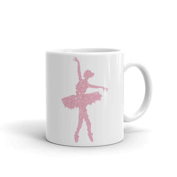 Belle 'ROSES' Coffee Cup