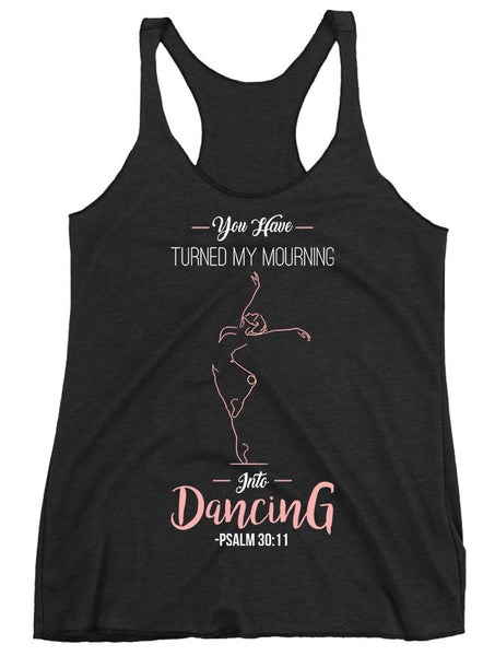 Belle 'MOURNING TO DANCING' Tank