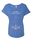 Belle 'MOURNING TO DANCING' Tee