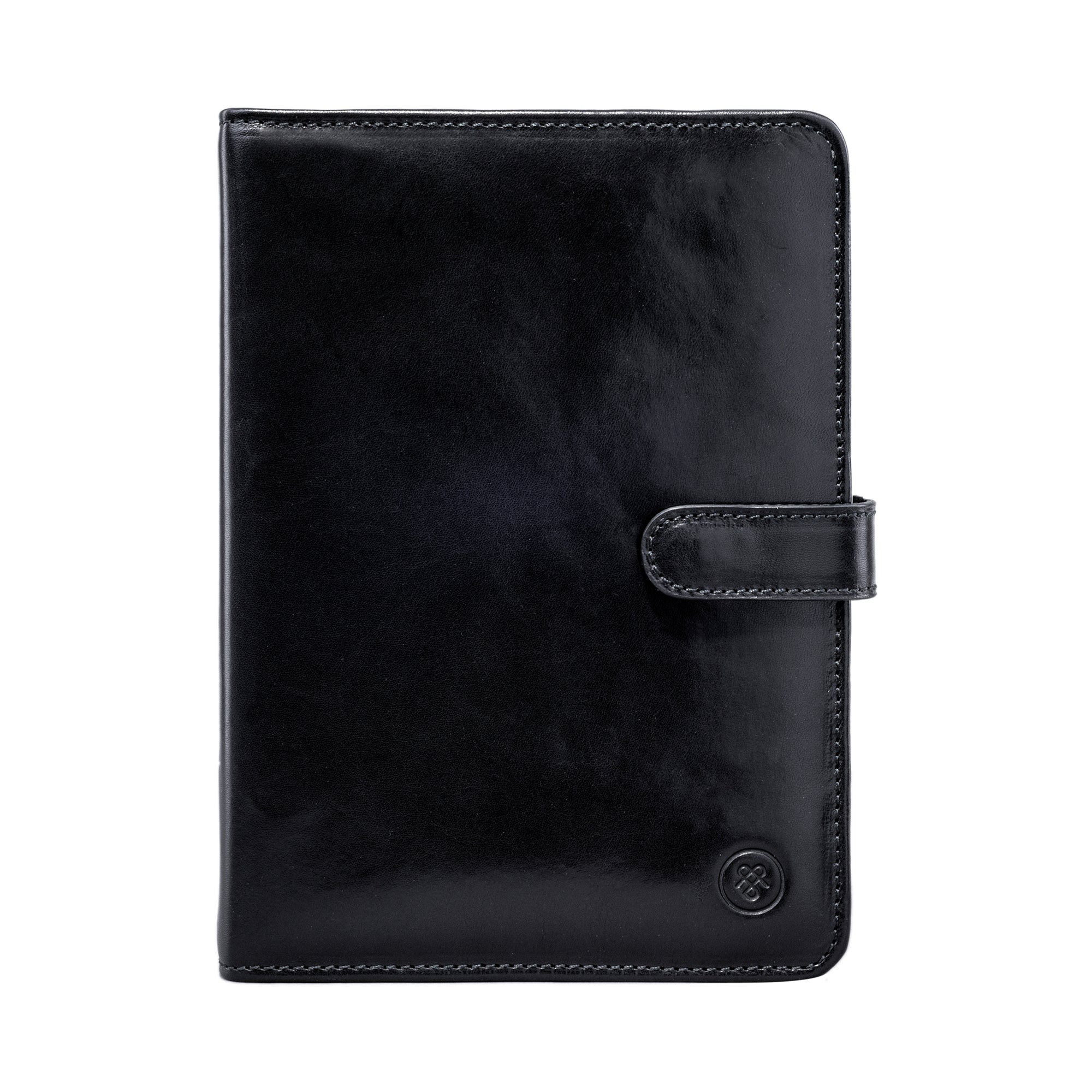 Image 1 of the Black Leather Address Book