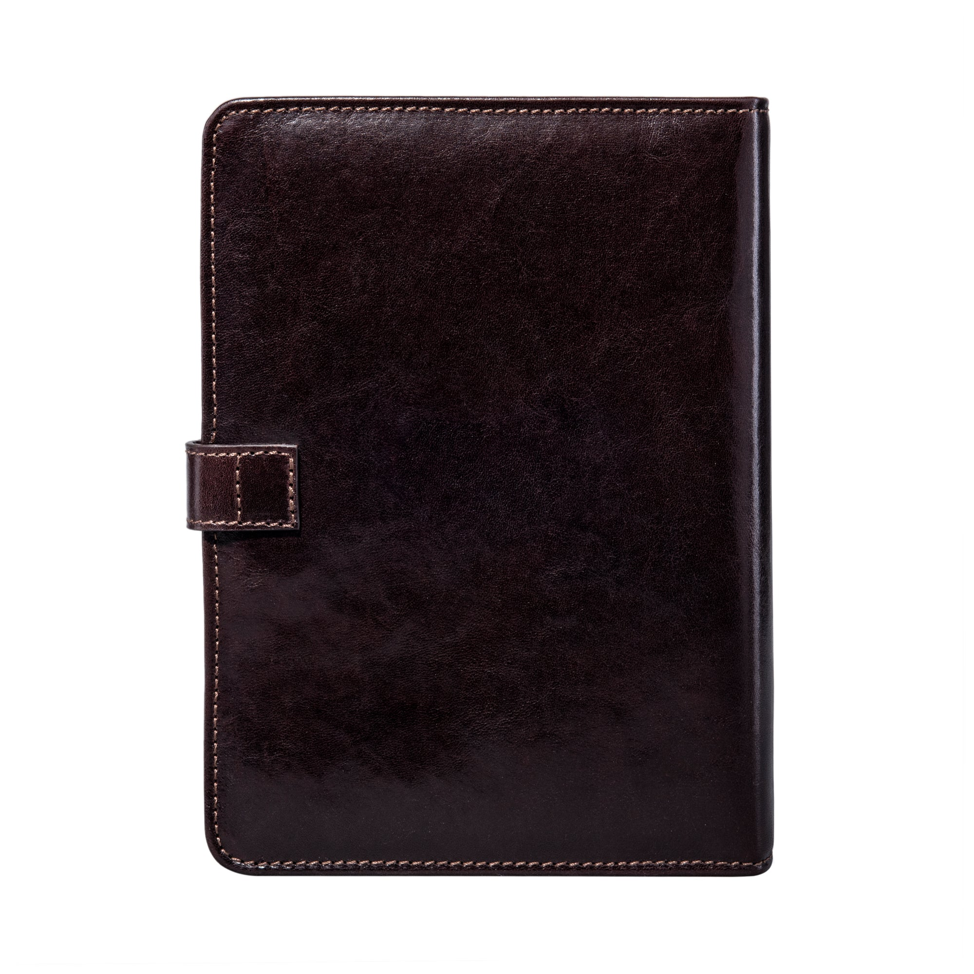 Image 4 of the Chocolate Leather Address book