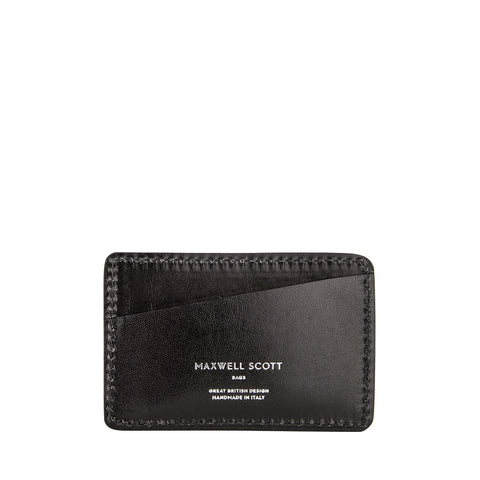 Image 1 of the 'Alberi' Black Credit Card Case