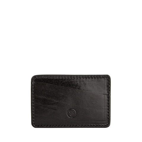 Image 2 of the 'Alberi' Black Credit Card Case