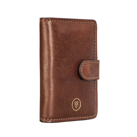 Image 2 of the 'Alvito' Tan Leather Mini Pocket Diary