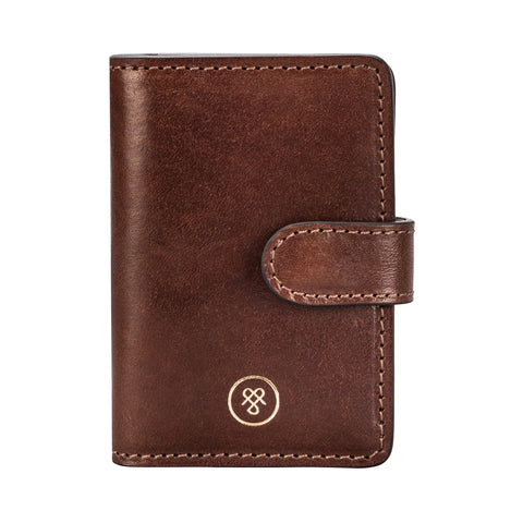Image 1 of the 'Alvito' Tan Leather Mini Pocket Diary