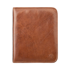 Image 2 of the 'Atella' Chestnut Veg-Tanned Leather Watch Presentation Case