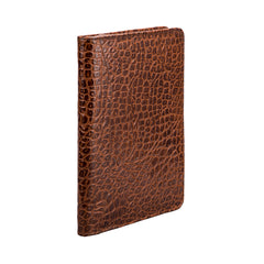 Image 5 of the 'Dimaro' Zipped Mock Croc Leather Conference Folder