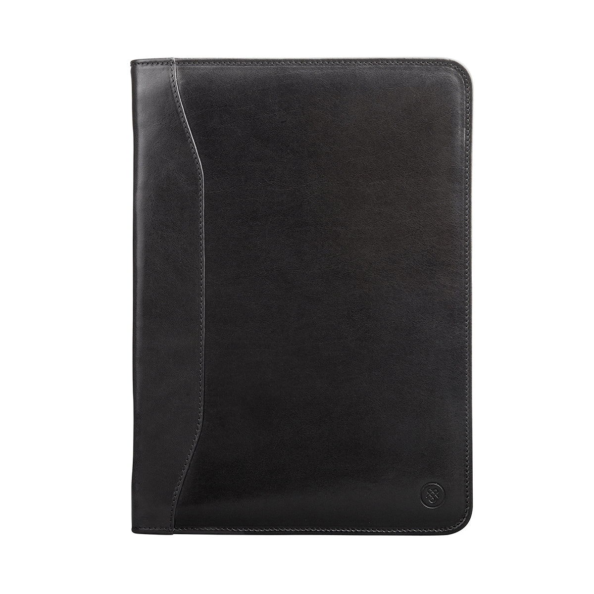 Image 1 of the 'Dimaro' Black Leather Document Case