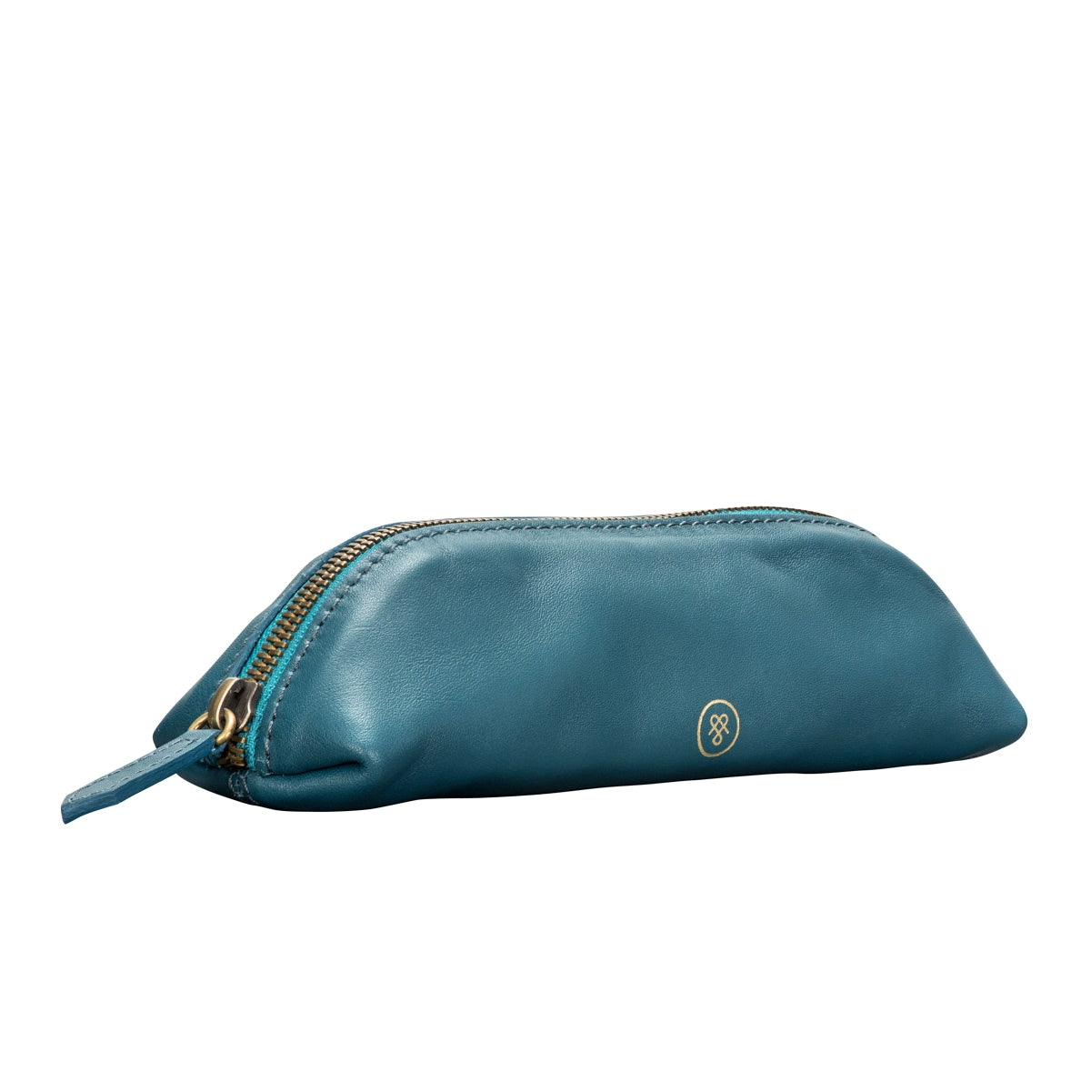 Image 4 of the 'Felice' Leather Pencil Case