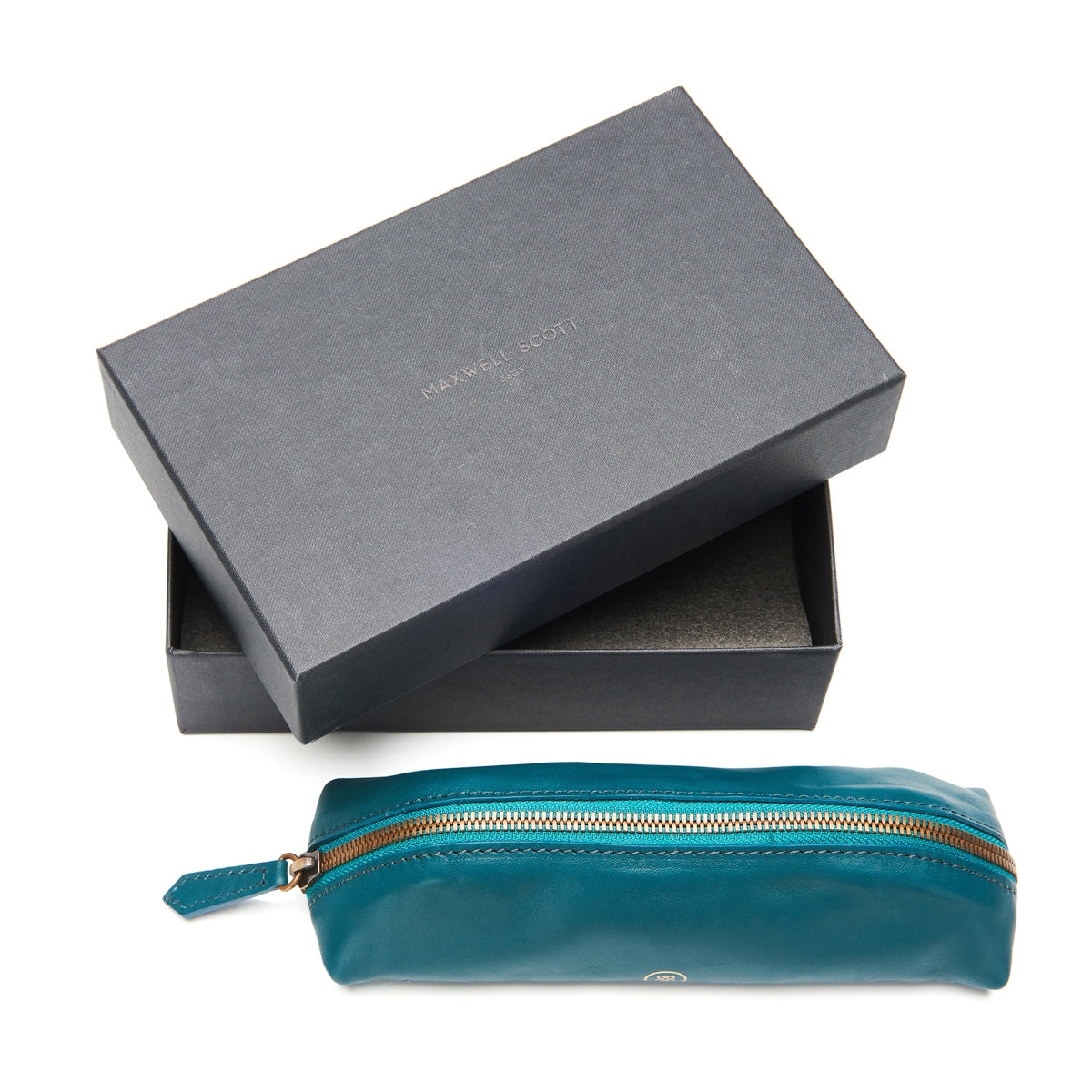 Image 6 of the 'Felice' Leather Pencil Case